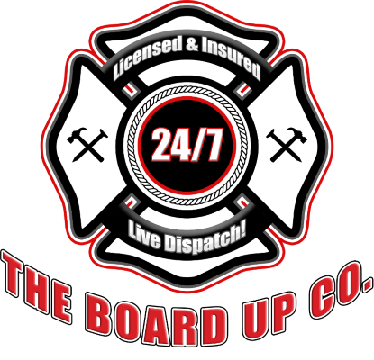 The Board Up Co. Logo