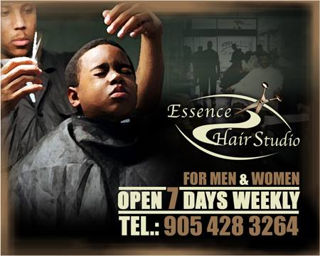 Essence hair studio image