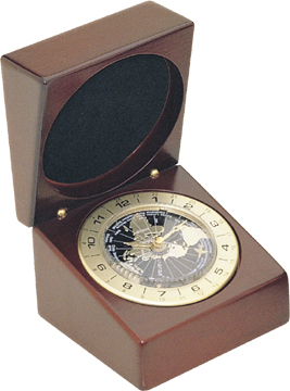 Deluxe World Clock