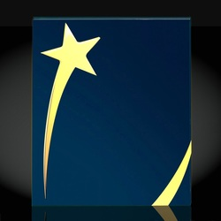 Shining Star Plaque